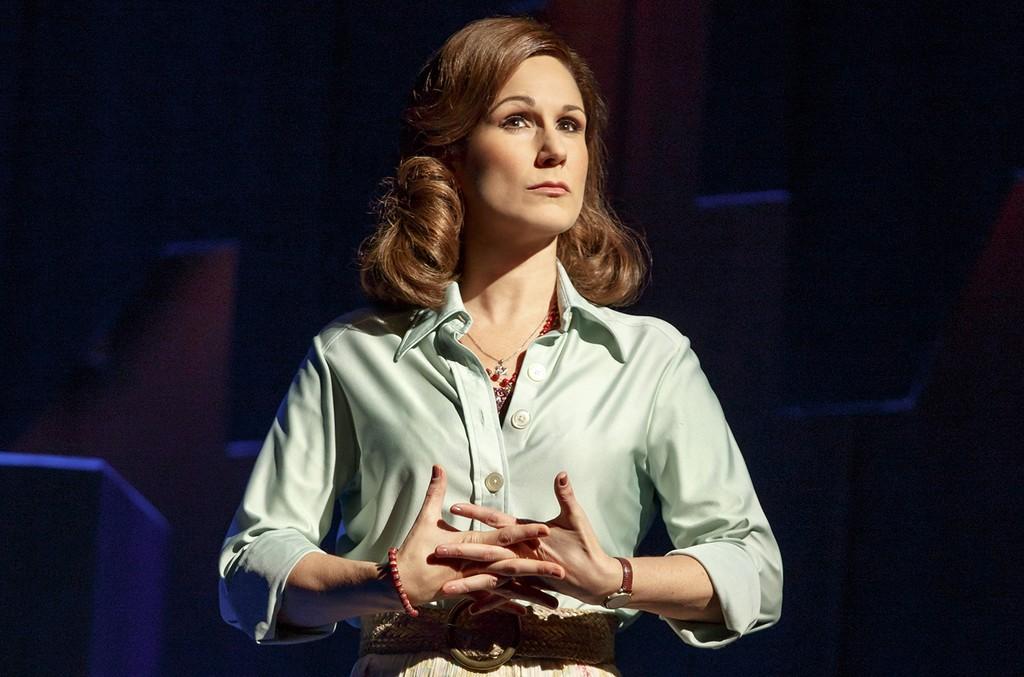 Stephanie J. Block in Falsettos