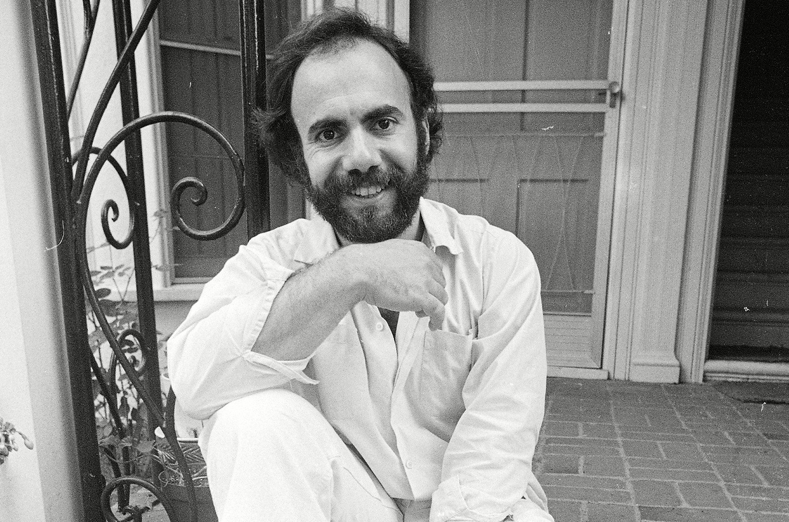 Steve Goodman photographed in 1981.