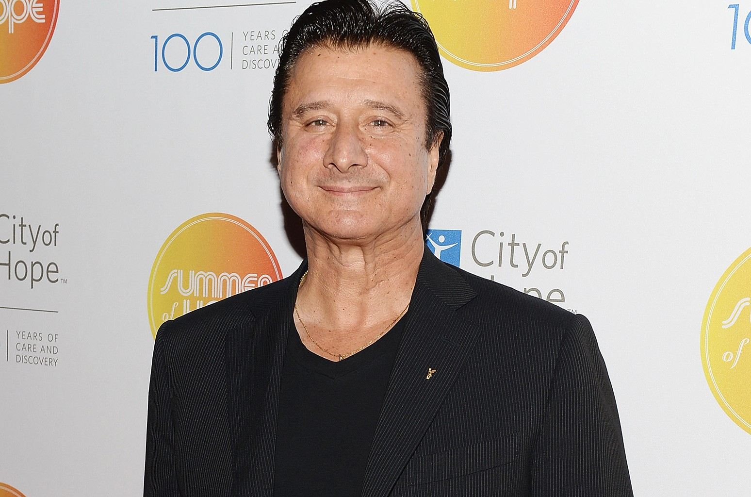 Steve Perry attends the City Of Hope Spirit Of Life Gala Honoring Rob Light on Sept. 19, 2013 in Playa Vista, Calif.