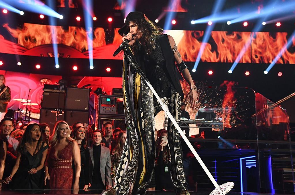 Aerosmith Pushes Massive 50th Anniversary Fenway Show Amid Coronavirus Pandemic