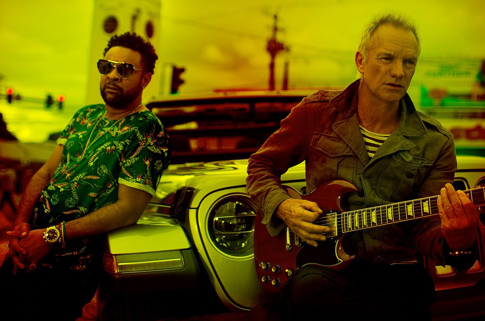 Shaggy & Sting