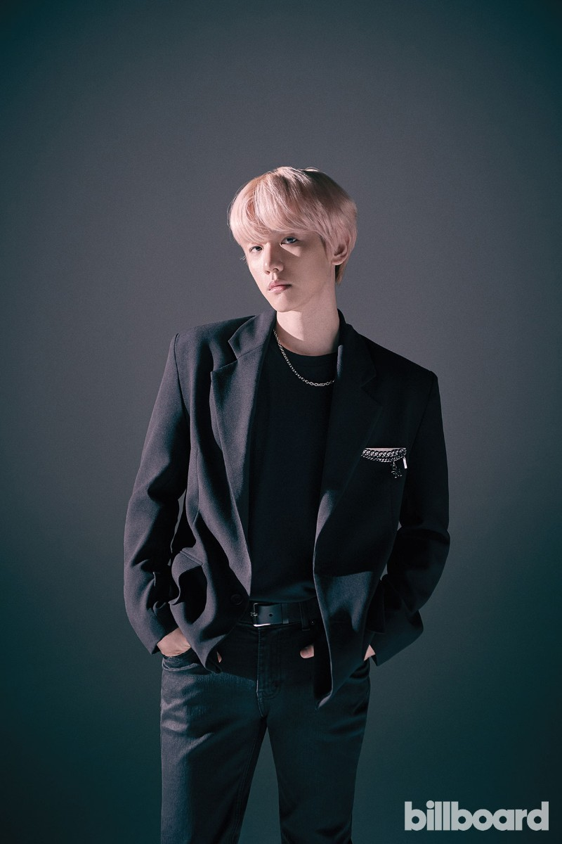 Baekhyun of SuperM