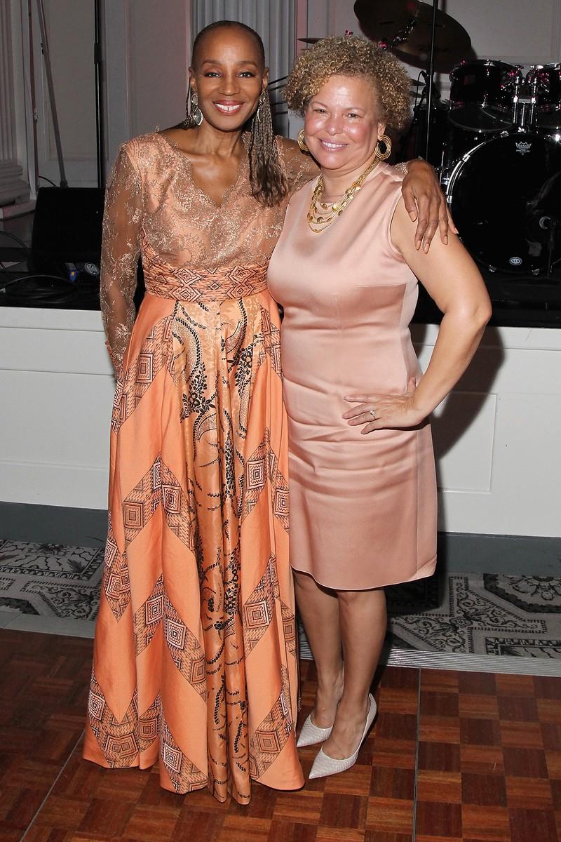 Susan L. Taylor and Debra Lee