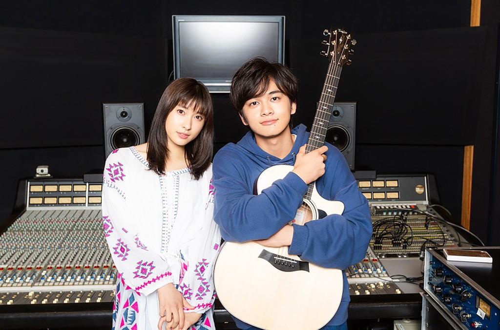 Tao Tsuchiya and Takumi Kitamura