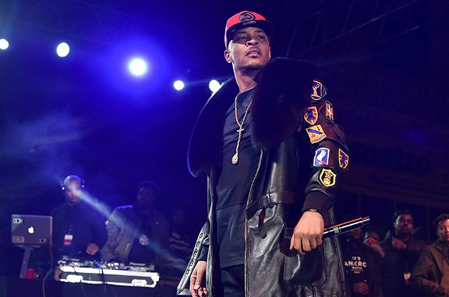 T.I. New Years Eve