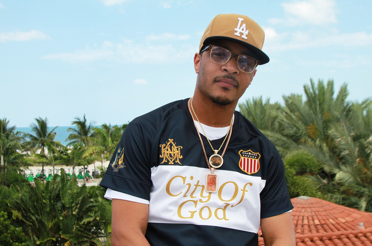 T.I. photographed in 2016