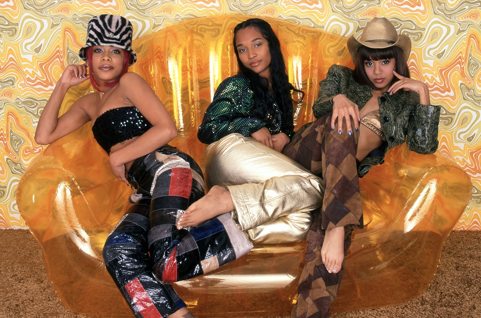 TLC photographed in 1999 in Hollywood, Calif.