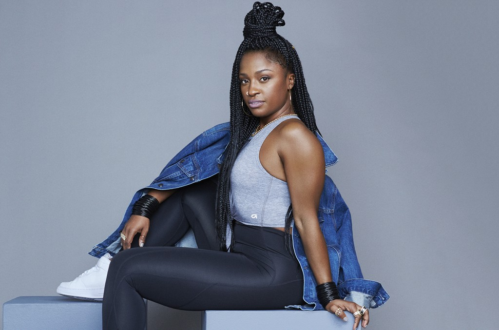 Tanisha Scott for GapFit