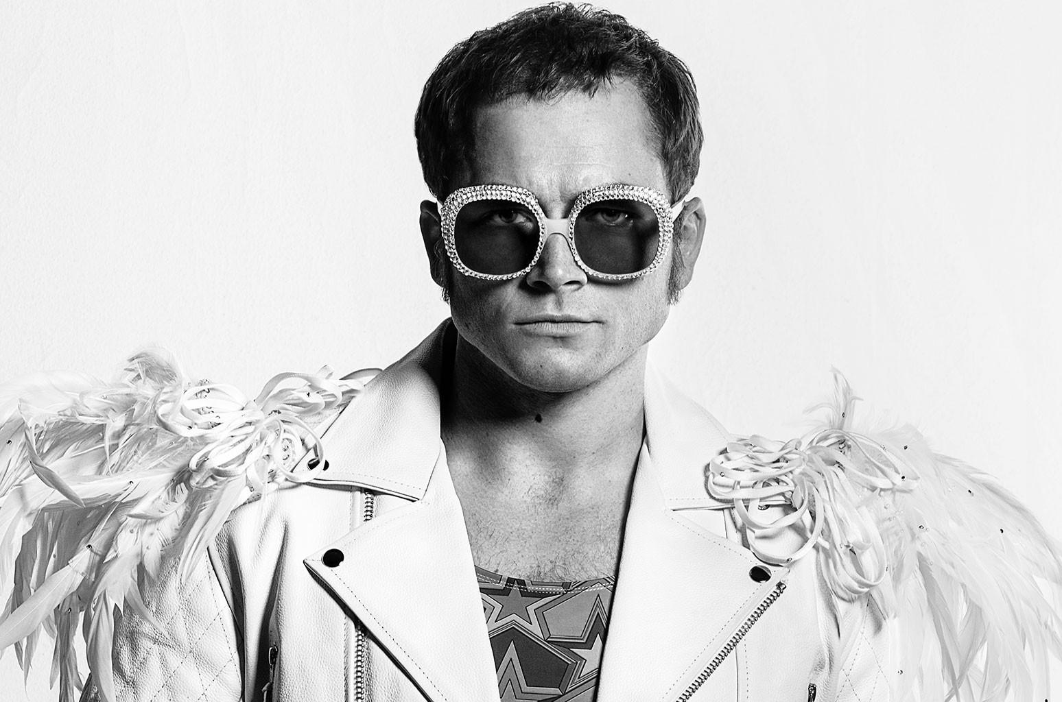 Rocketman Elton John Taron egerton