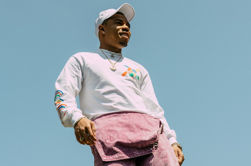 Taylor Bennett x Urban Outfitters Pride collection