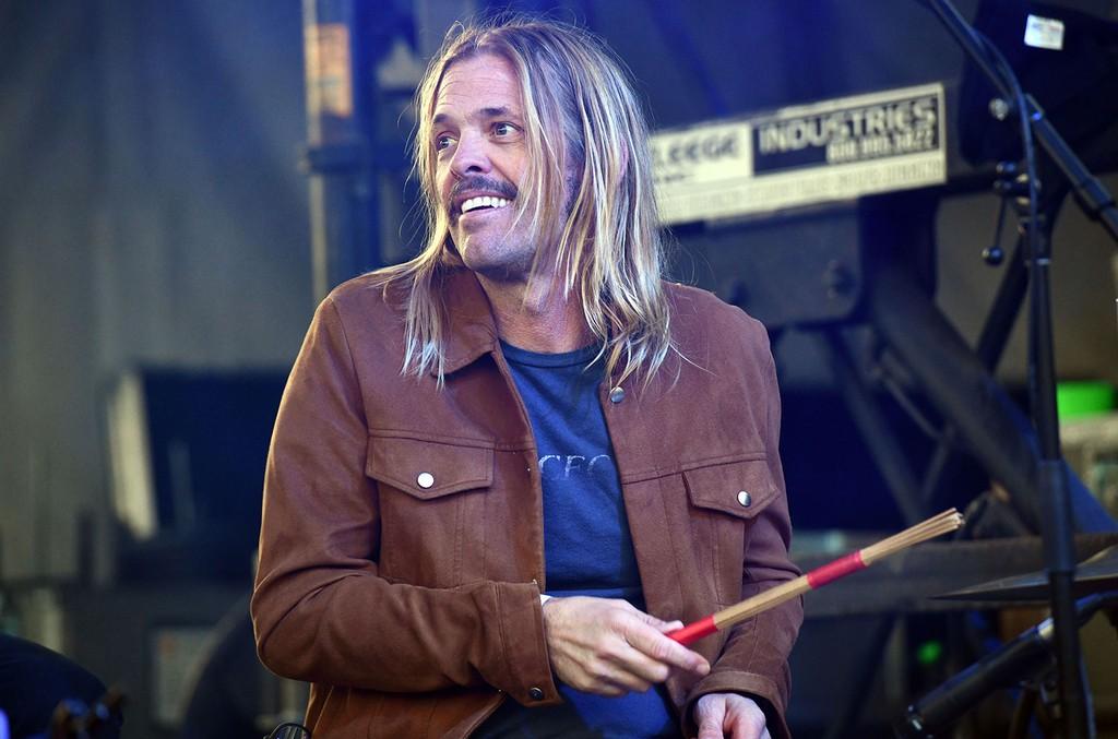 Taylor Hawkins of Foo Fighters