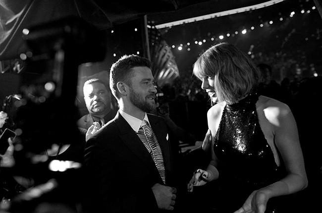 Taylor Swift Calls Justin Timberlake Hero All Time Fav After Iheartradio Music Awards Billboard