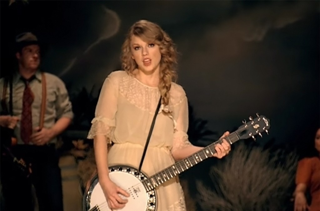 "Taylor Swift, ""Mean"""