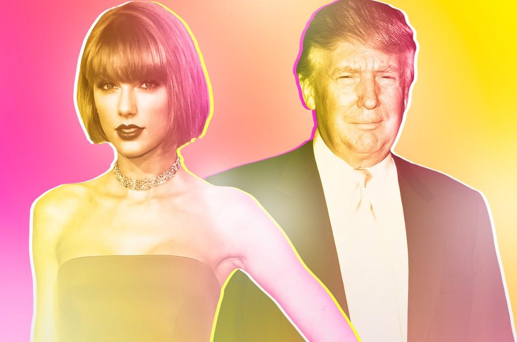 Taylor Swift & Donald Trump