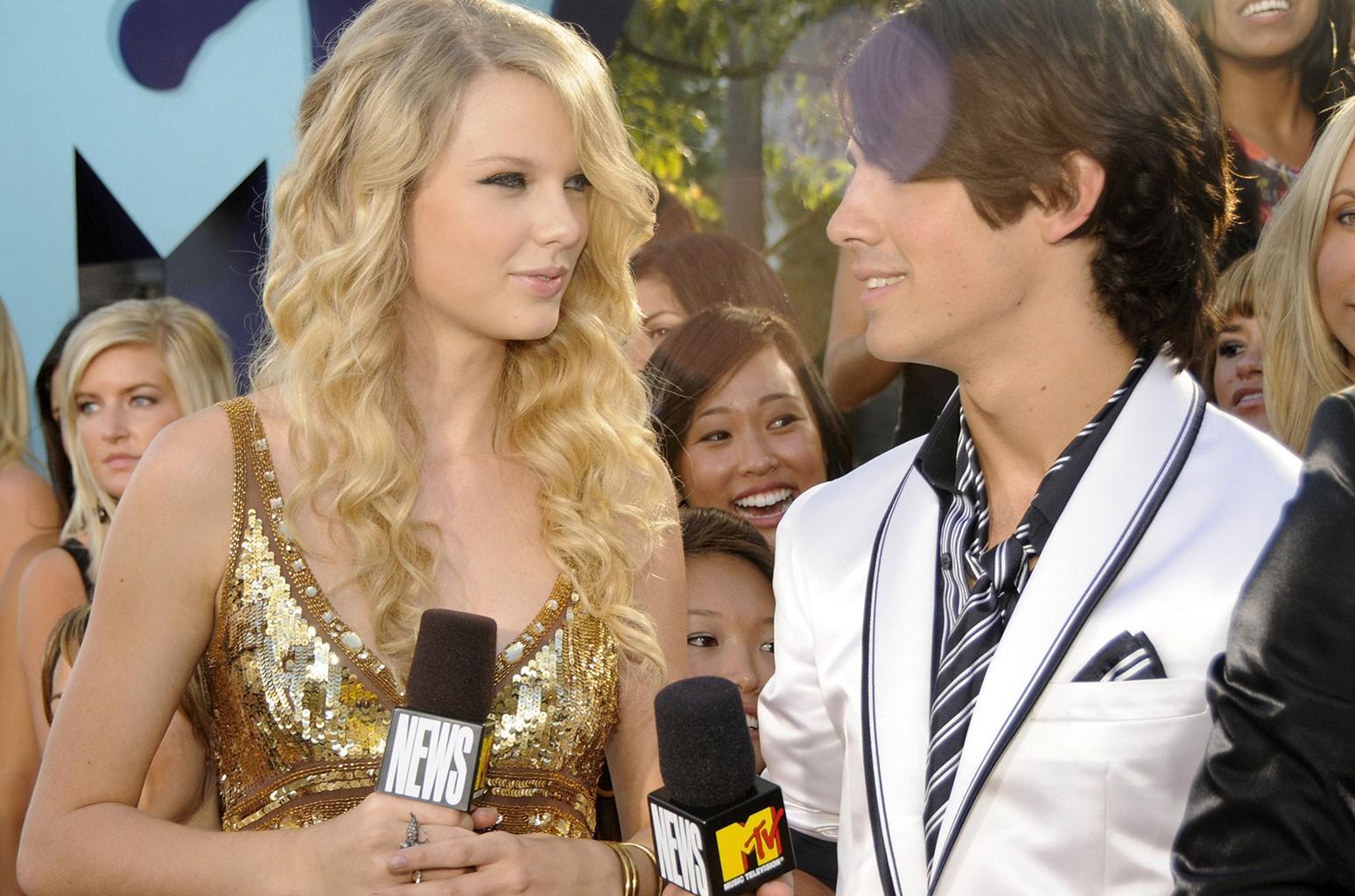 Joe Jonas Taylor Swift A Post Breakup Timeline Billboard