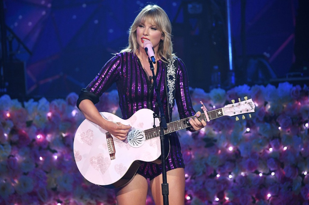 Taylor Swift Covers Phil Collins, Sings 'Holy Ground' & More at BBC Live Lounge: Watch