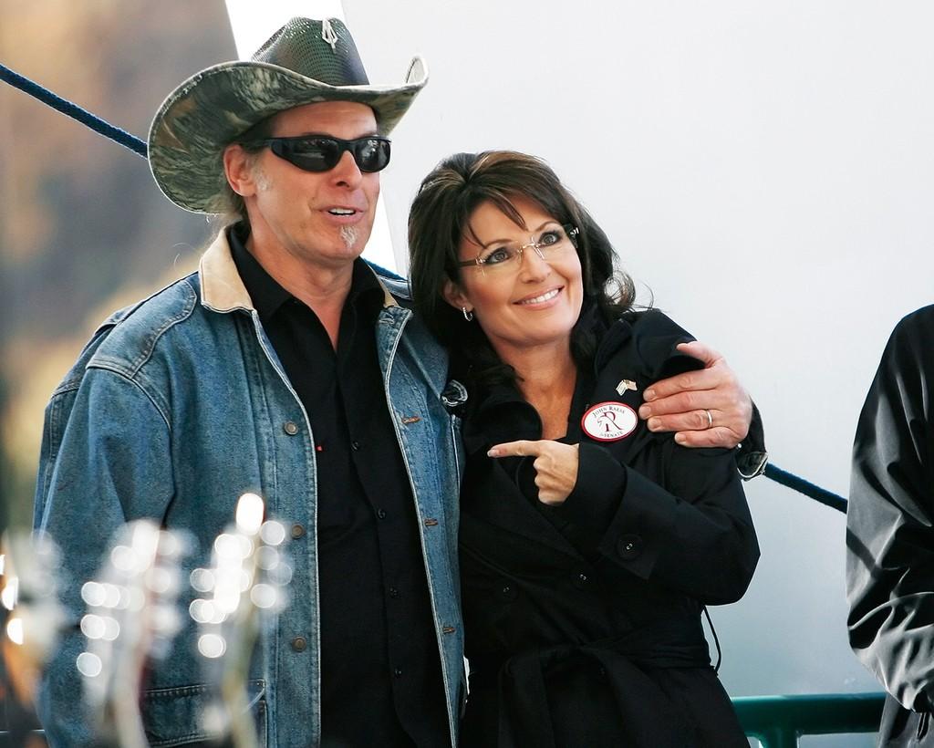 Ted Nugent & Sarah Palin