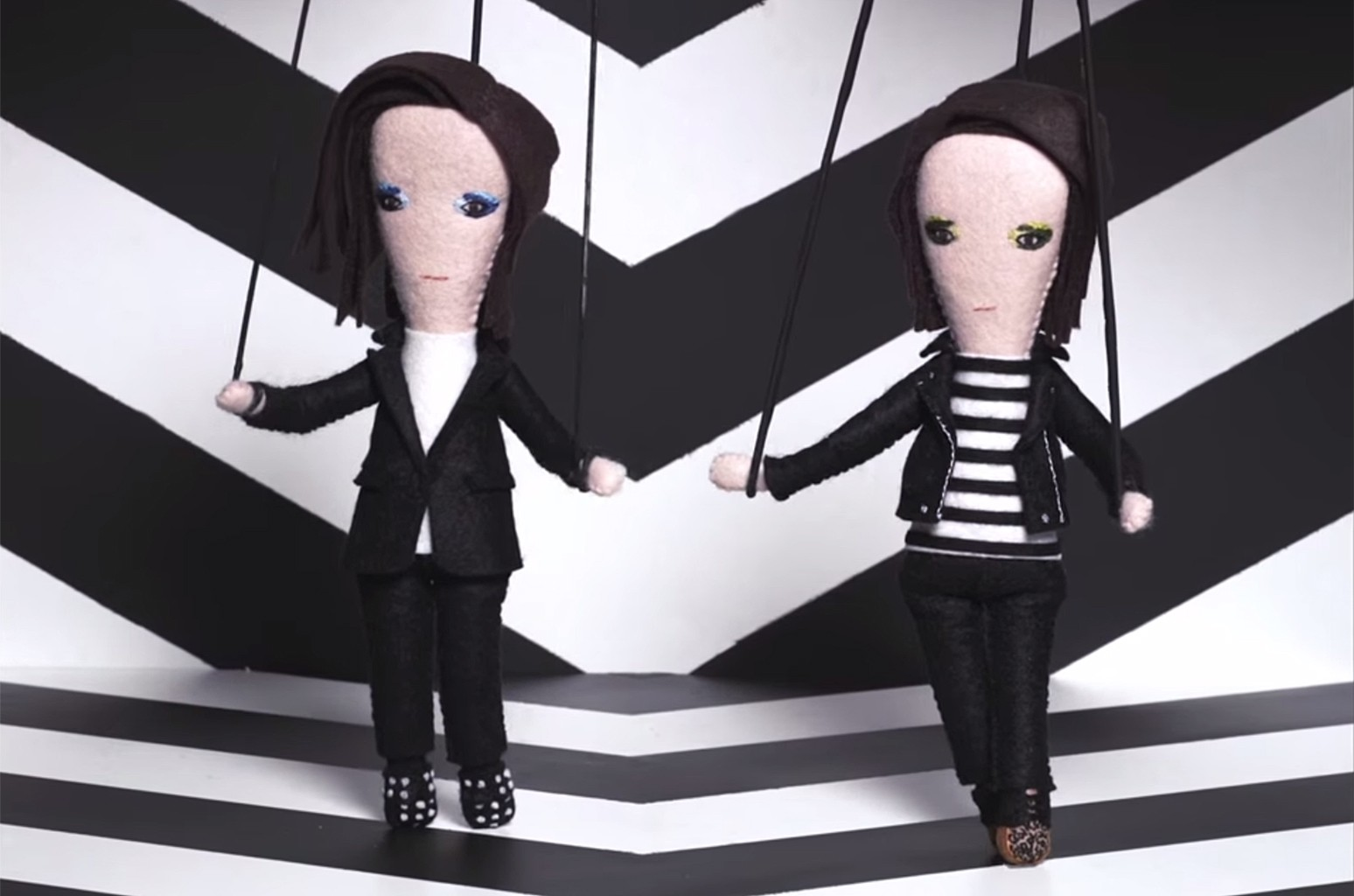 "Tegan & Sara, ""Dying to Know"""