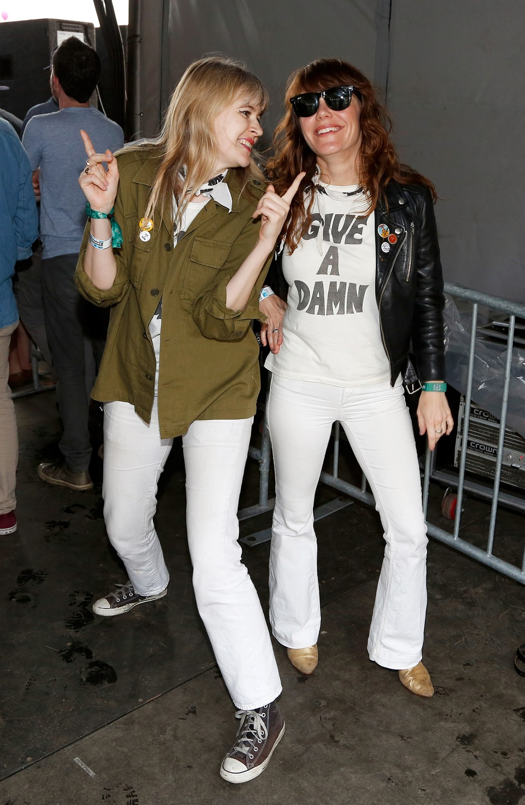 Tennessee Thomas and Jenny Lewis