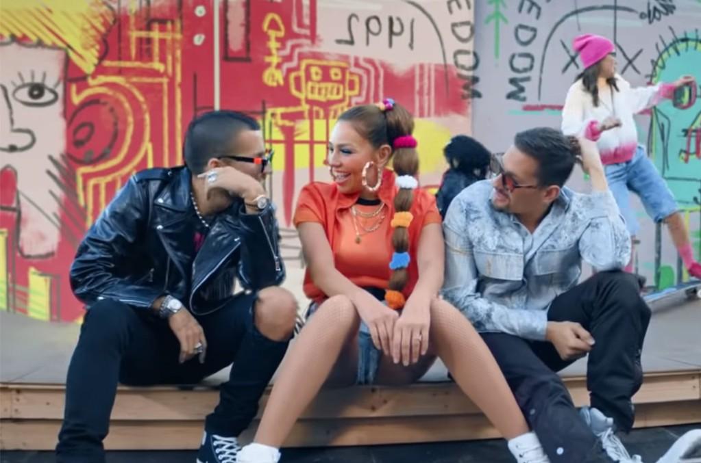Thalía, Mau y Ricky - Ya Tú Me Conoces