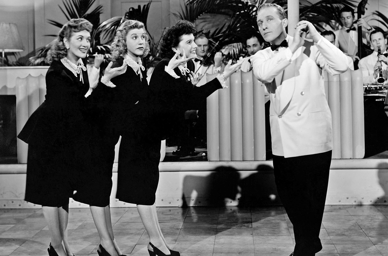 The Andrews Sisters & Bing Crosby