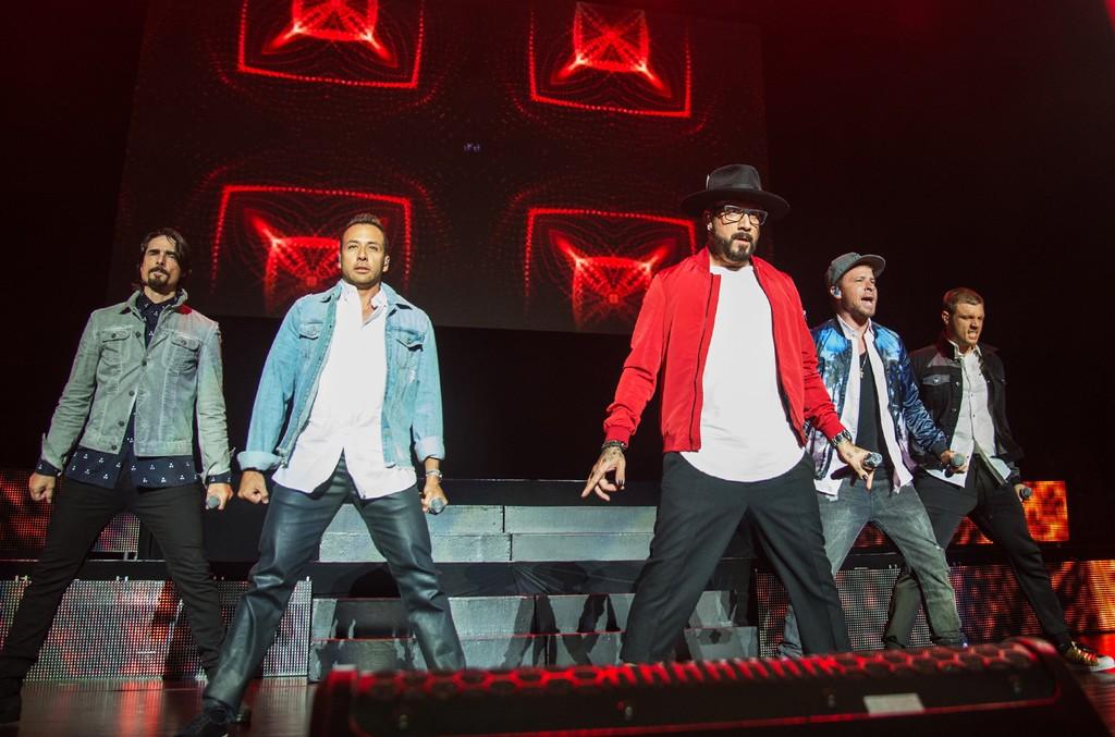 The Backstreet Boys