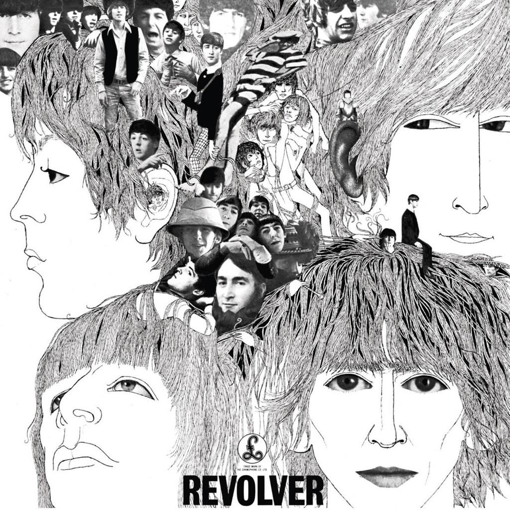 "The Beatles, ""Revolver"""