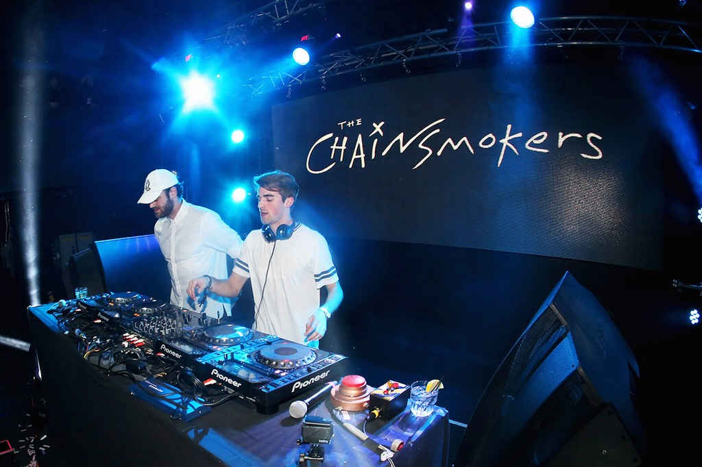 The Chainsmokers at Winterfest