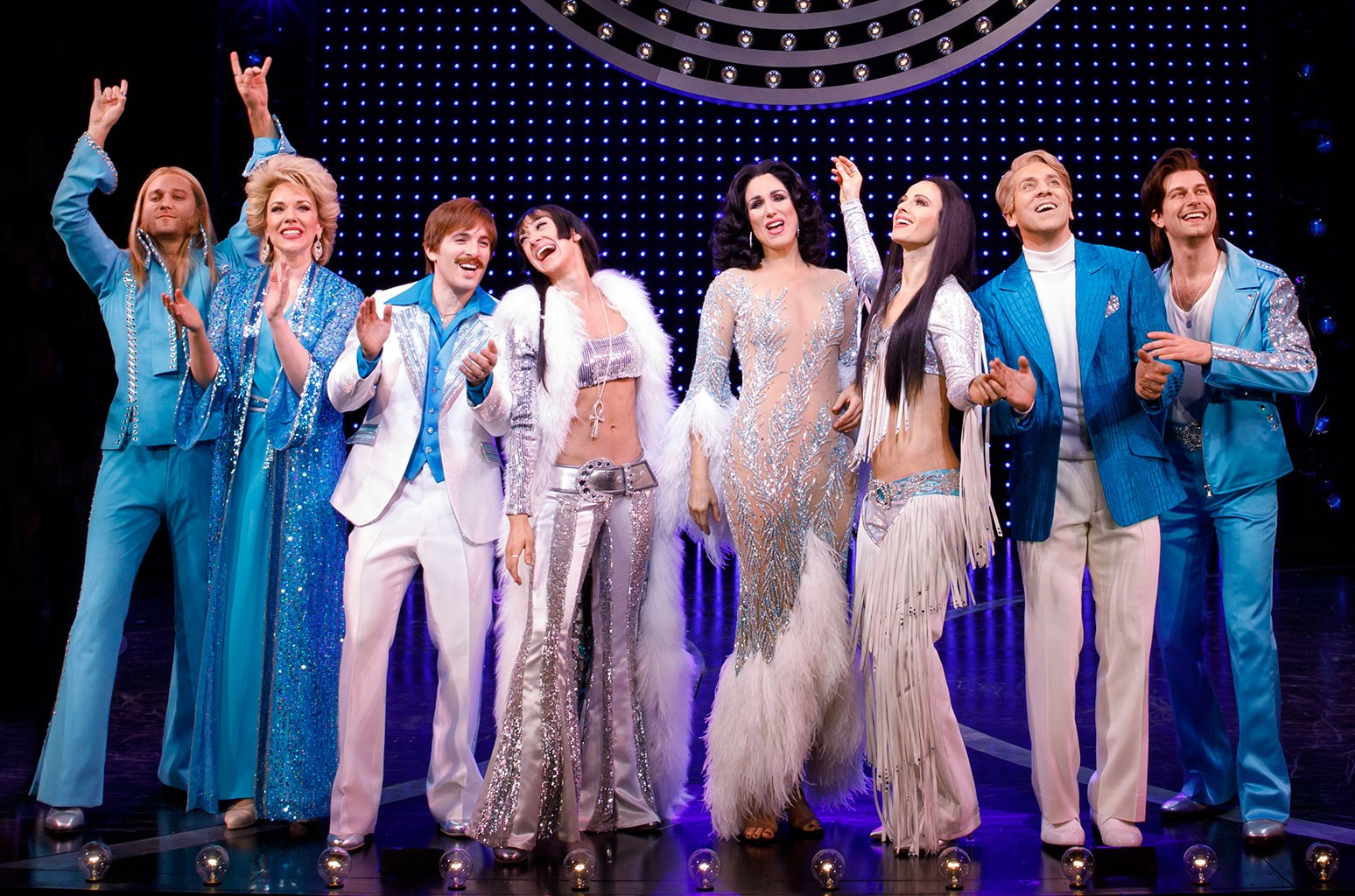 'The Cher Show' on Broadway