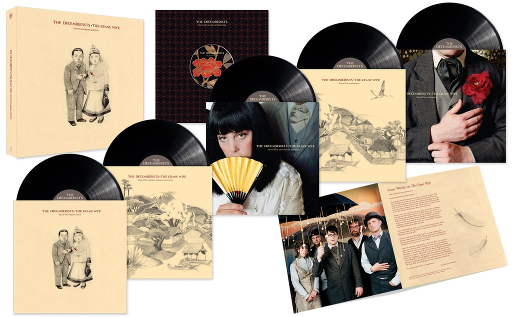 'The Crane Wife (10th Anniversary Edition)' by The Decemberists