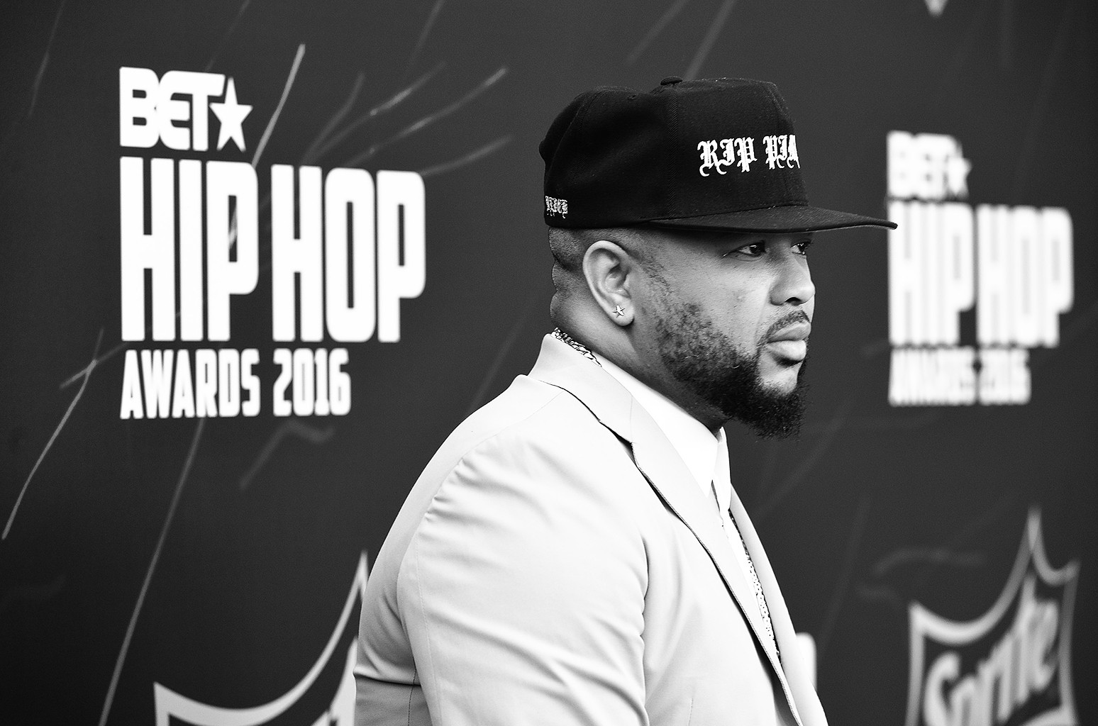 The-Dream attends the 2016 BET Hip Hop Awards