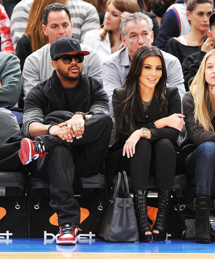The Dream & Kim Kardashian