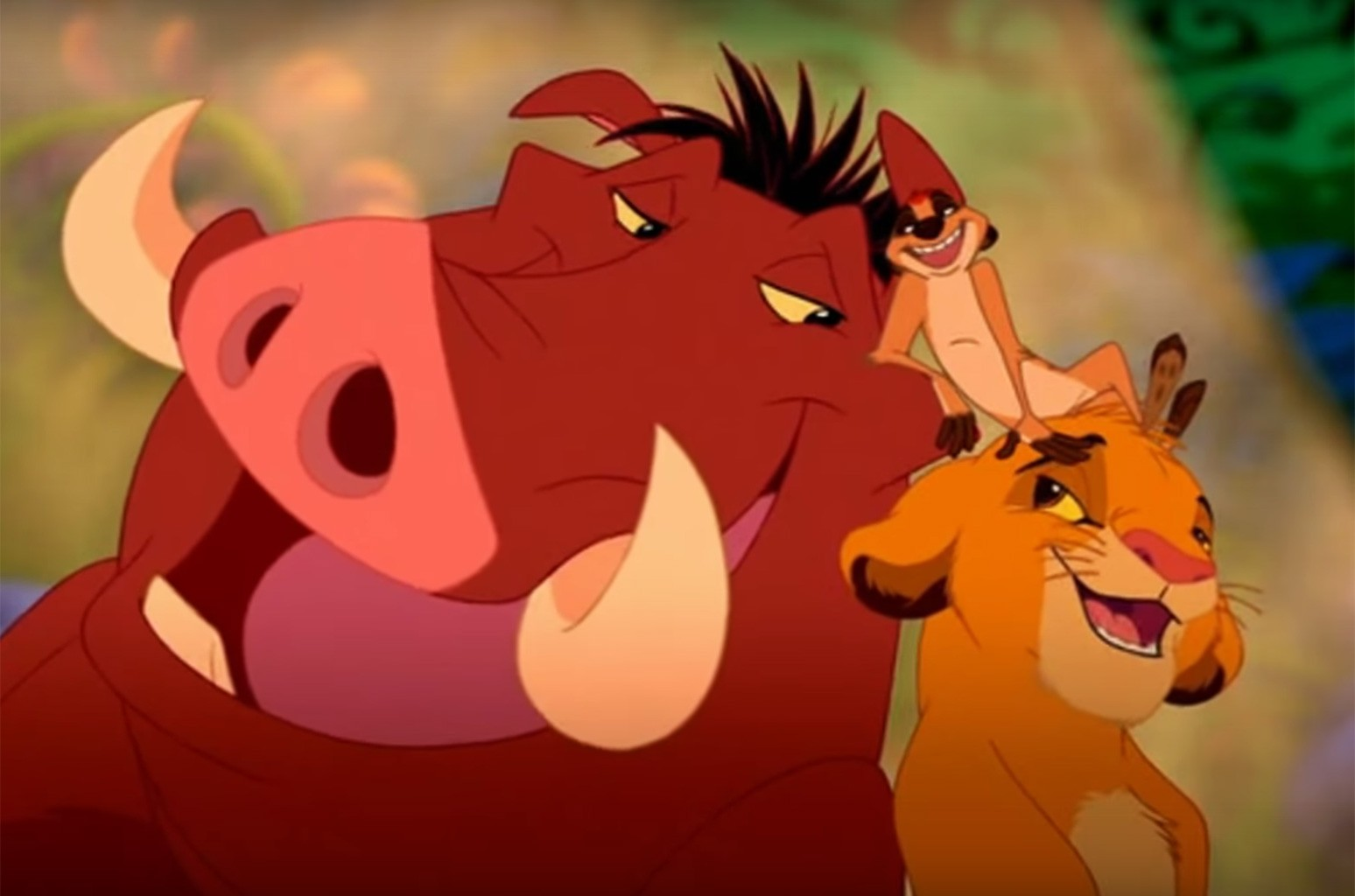 "The Lion King ""Hakuna Matata"""