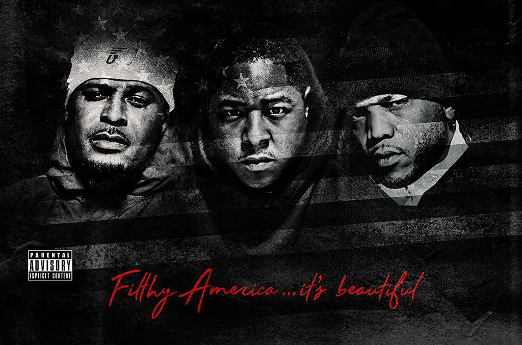 """The Lox, """"Filthy America…It's Beautiful"""""""