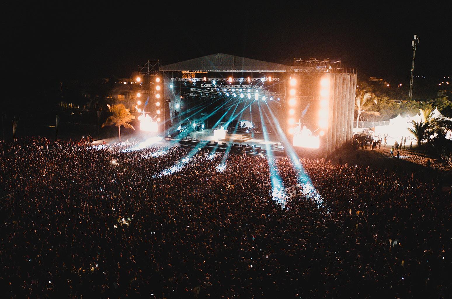 The Paradise Music & Arts Festival