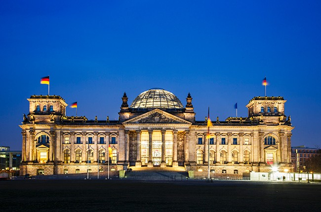 Reichstag Building Berlin, Germany