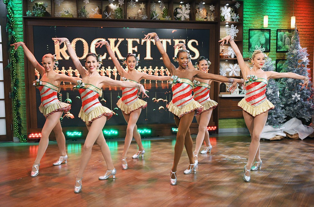 The Rockettes in 2016