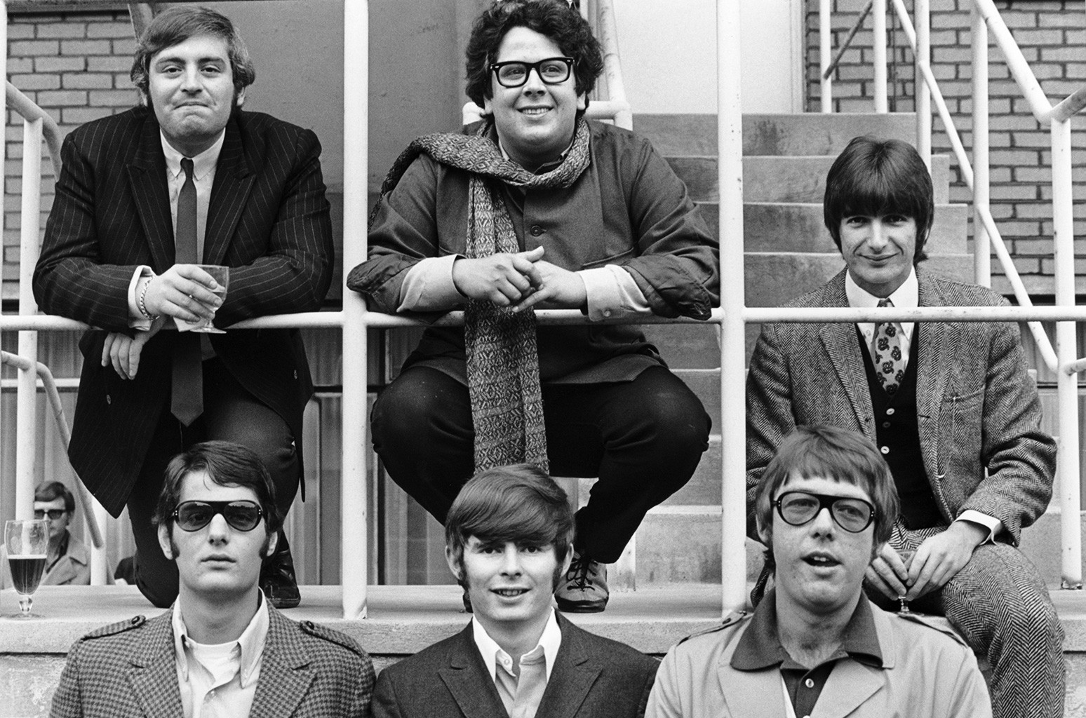 The Turtles photographed in 1967.