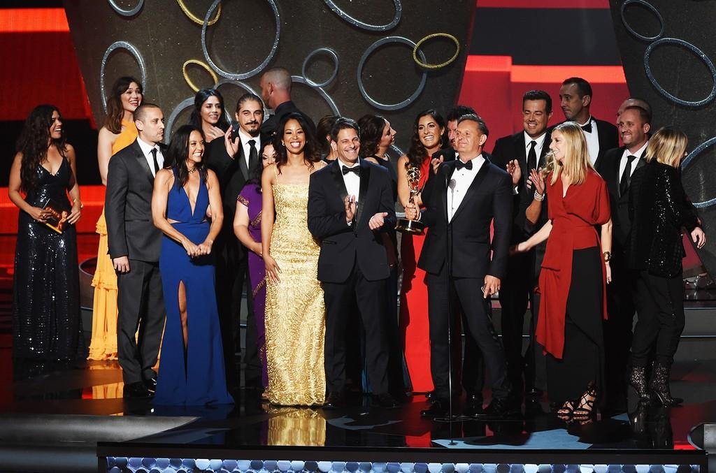 Mark Burnett & Production Team of 'The Voice'
