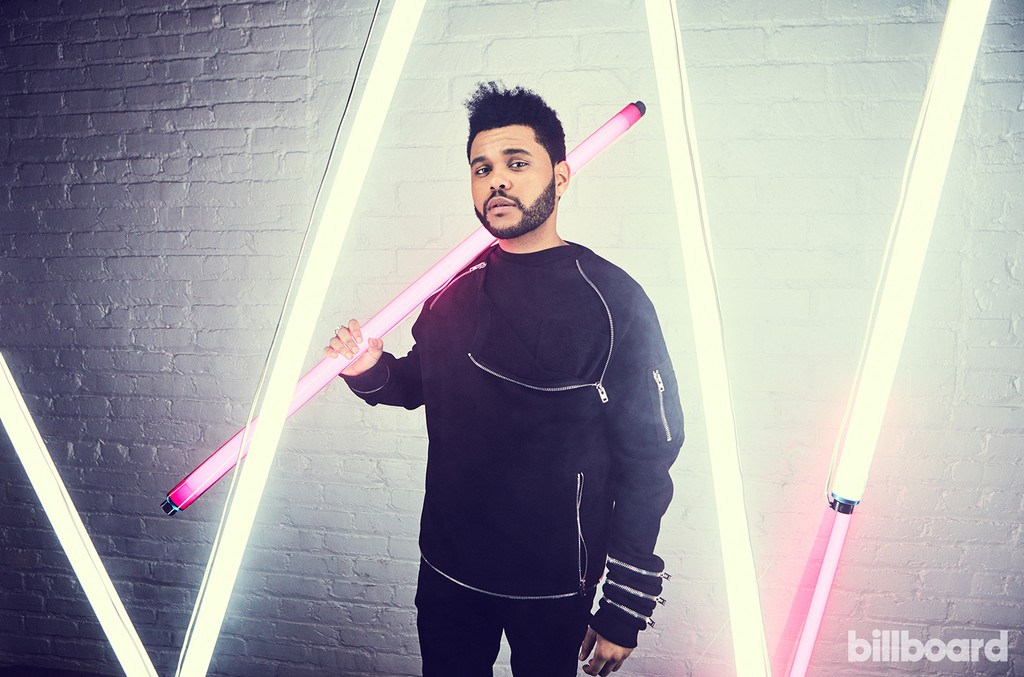 Abel Tesfaye,  The Weeknd