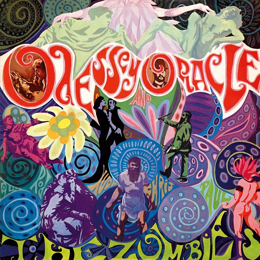"""The Zombies, """"Odessey and Oracle"""""""