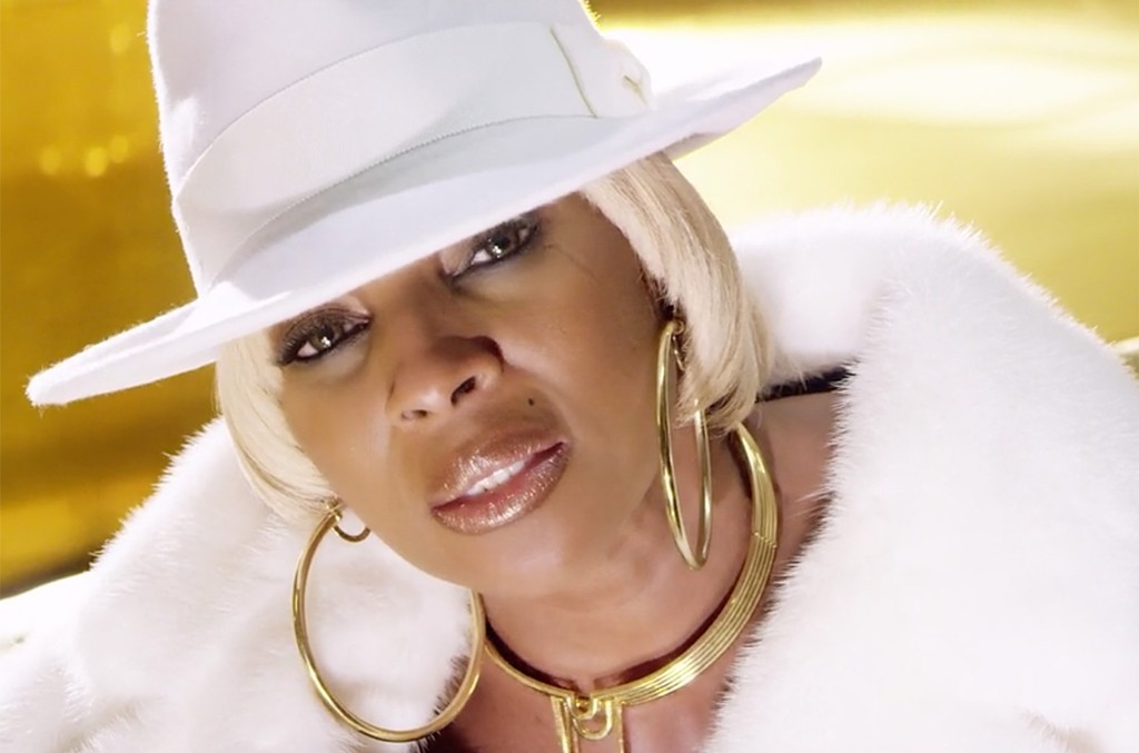 """Mary J. Blige """"Thick Of It"""""""