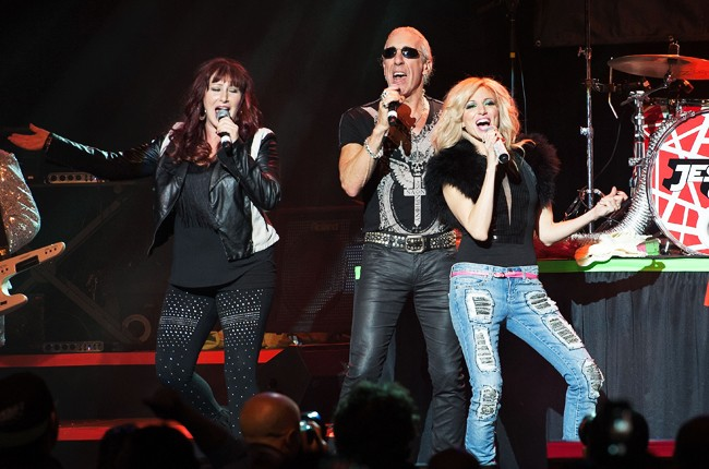 Tiffany, Dee Snider, and Debbie Gibson I Want My 80s