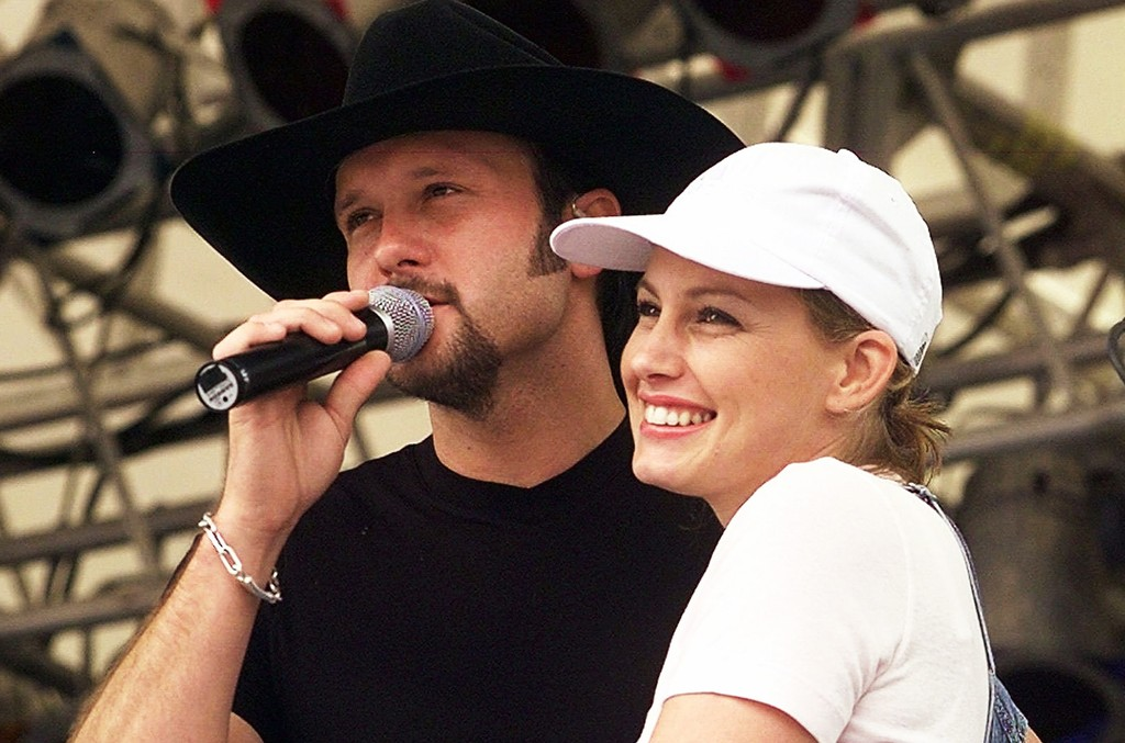 Tim McGraw and Faith Hill in 1997