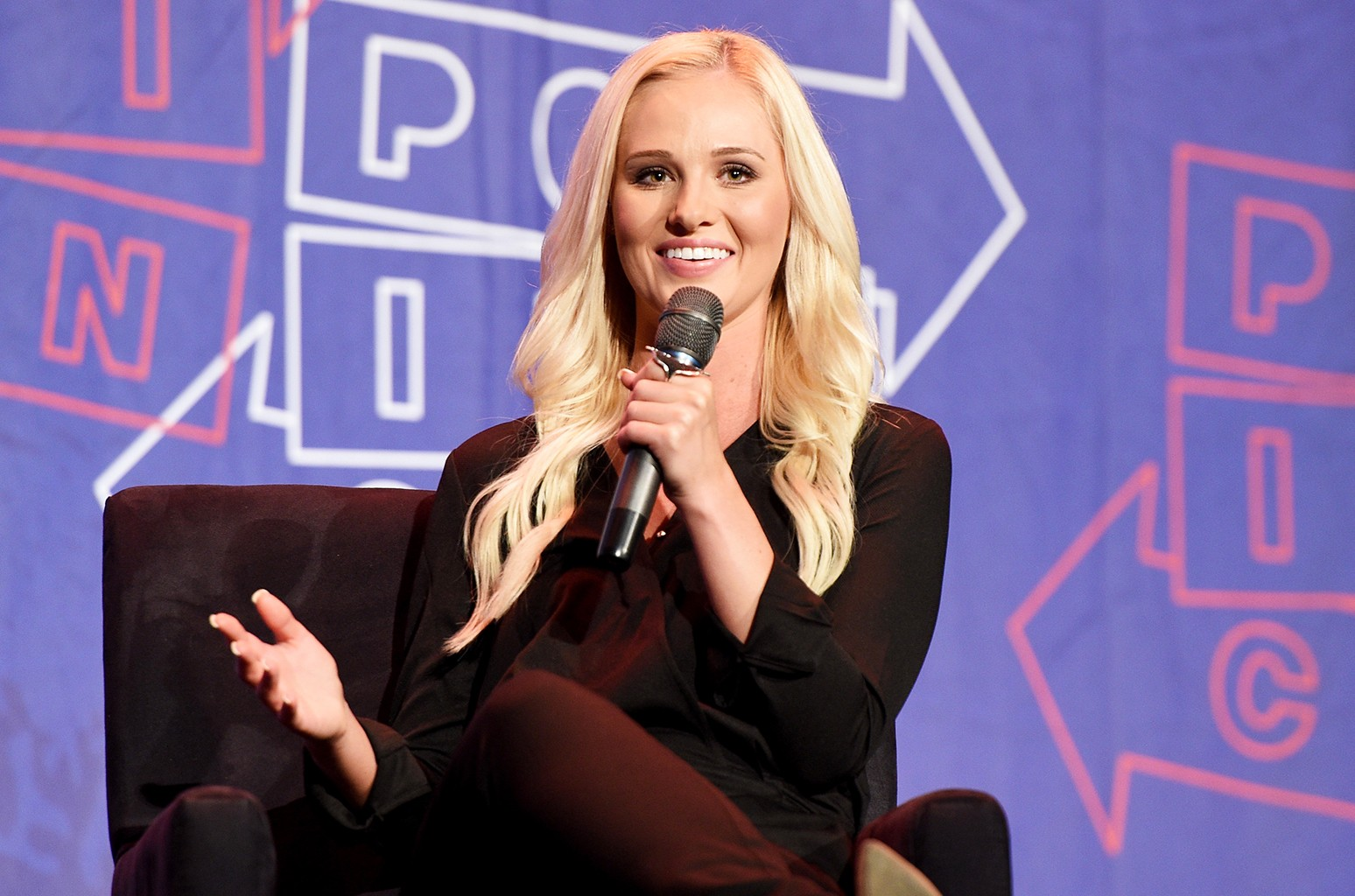 From Jay Z To Cardi B Tomi Lahren S Ongoing Feud With Hip Hop Billboard Tomi lahren and brandon fricke got engaged in june 2019. from jay z to cardi b tomi lahren s