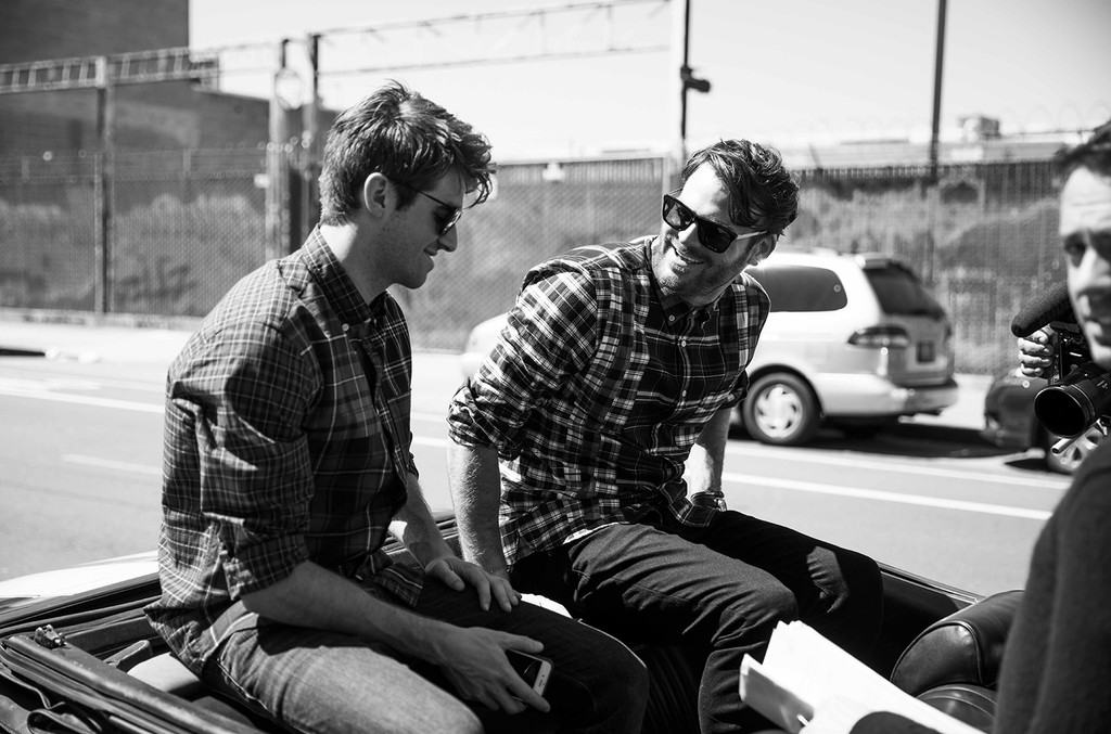 The Chainsmokers for Tommy Hilfiger Menswear