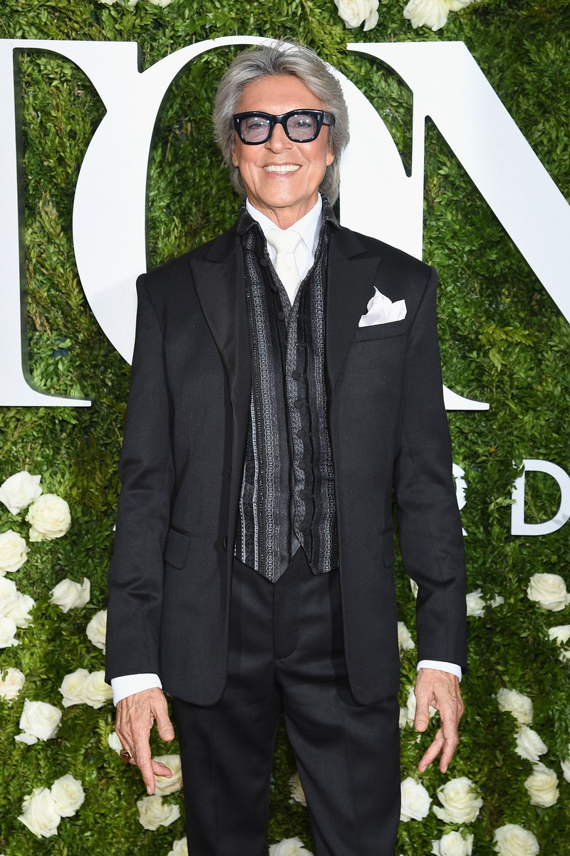 Tommy Tune attends the 2017 Tony Awards at Radio City Music Hall on June 11, 2017 in New York City.