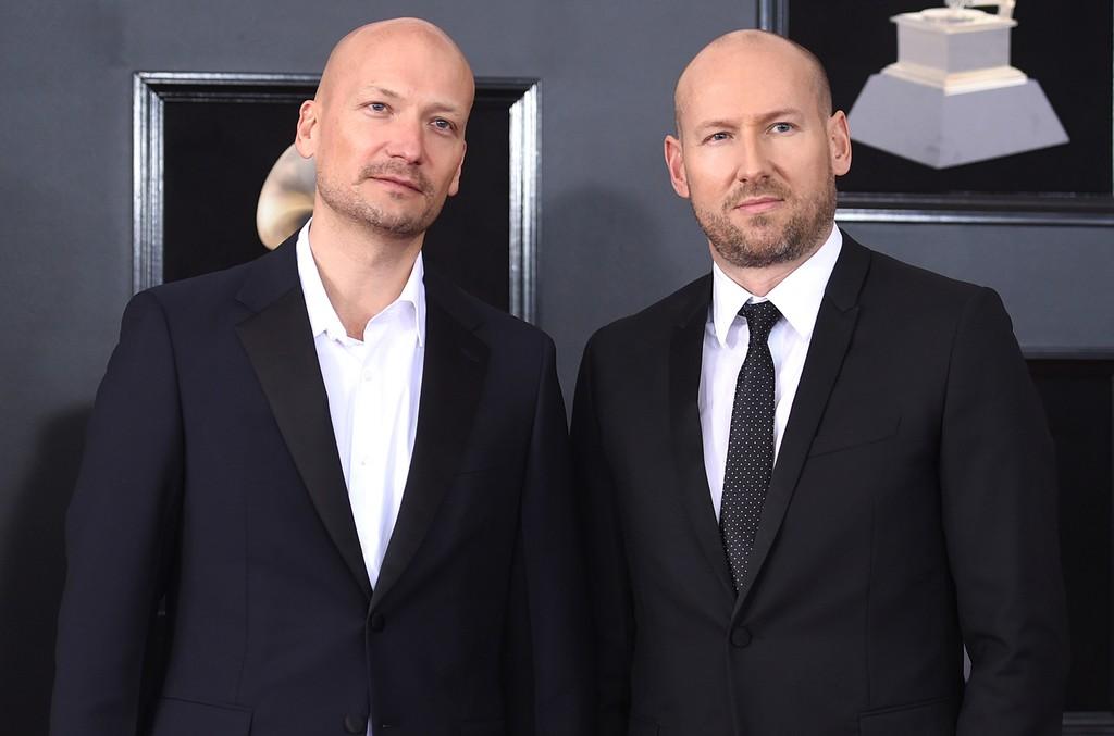 Mikkel Eriksen and Tor Hermansen of Stargate