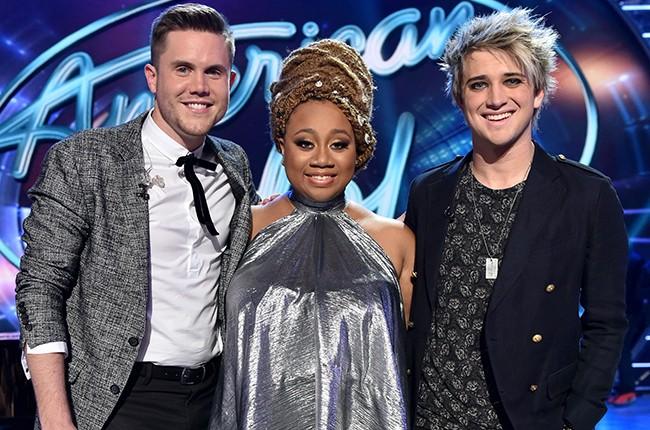American Idol top 3 2016