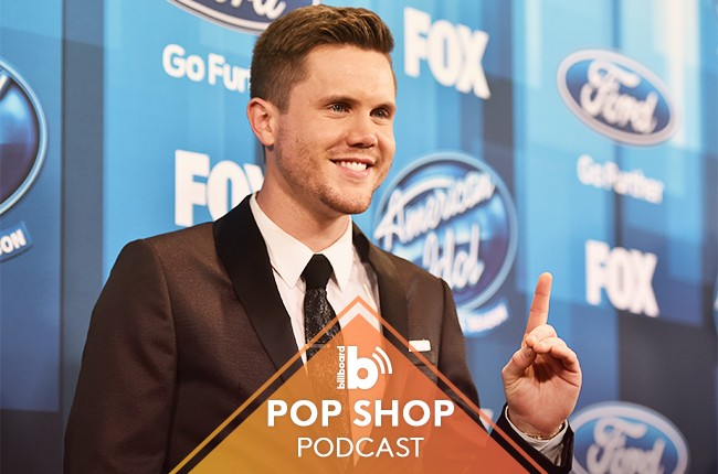 American Idol Season 15 winner Trent Harmon
